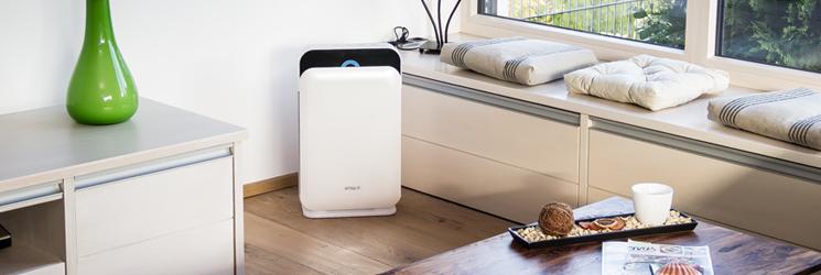 alfda Luftreiniger ALR300 Comfort -  Edles und unauffälliges Design