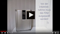 Tutorial Filtereinbau Luftreiniger ALR200