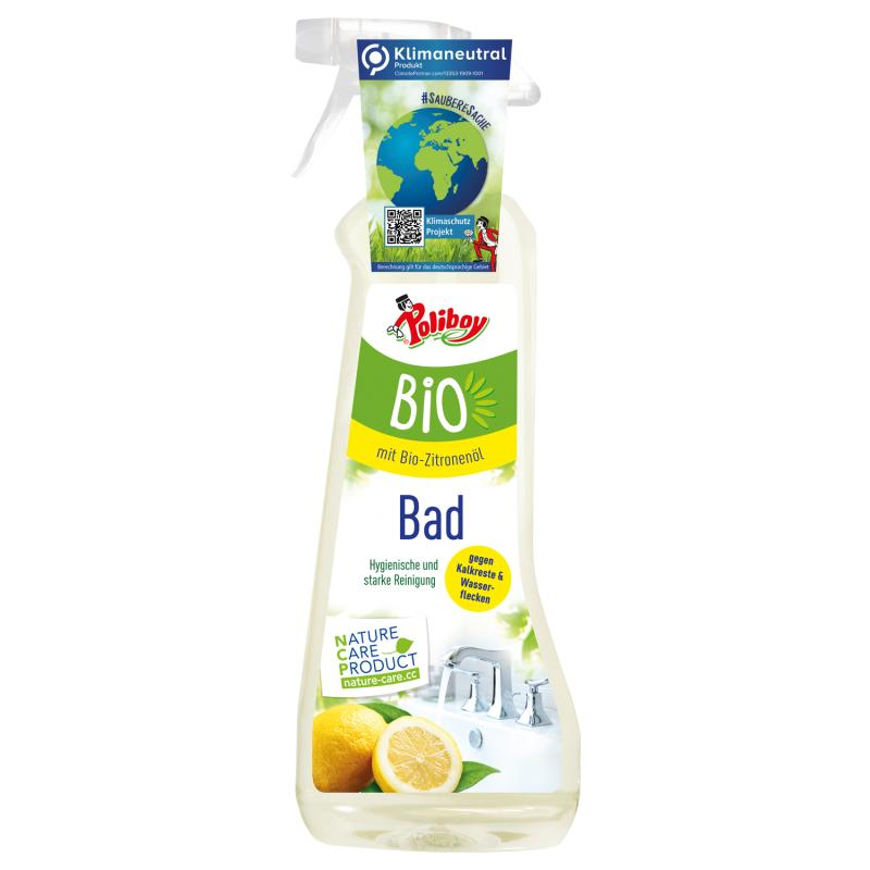 Poliboy BIO Bad Reiniger 500 ml