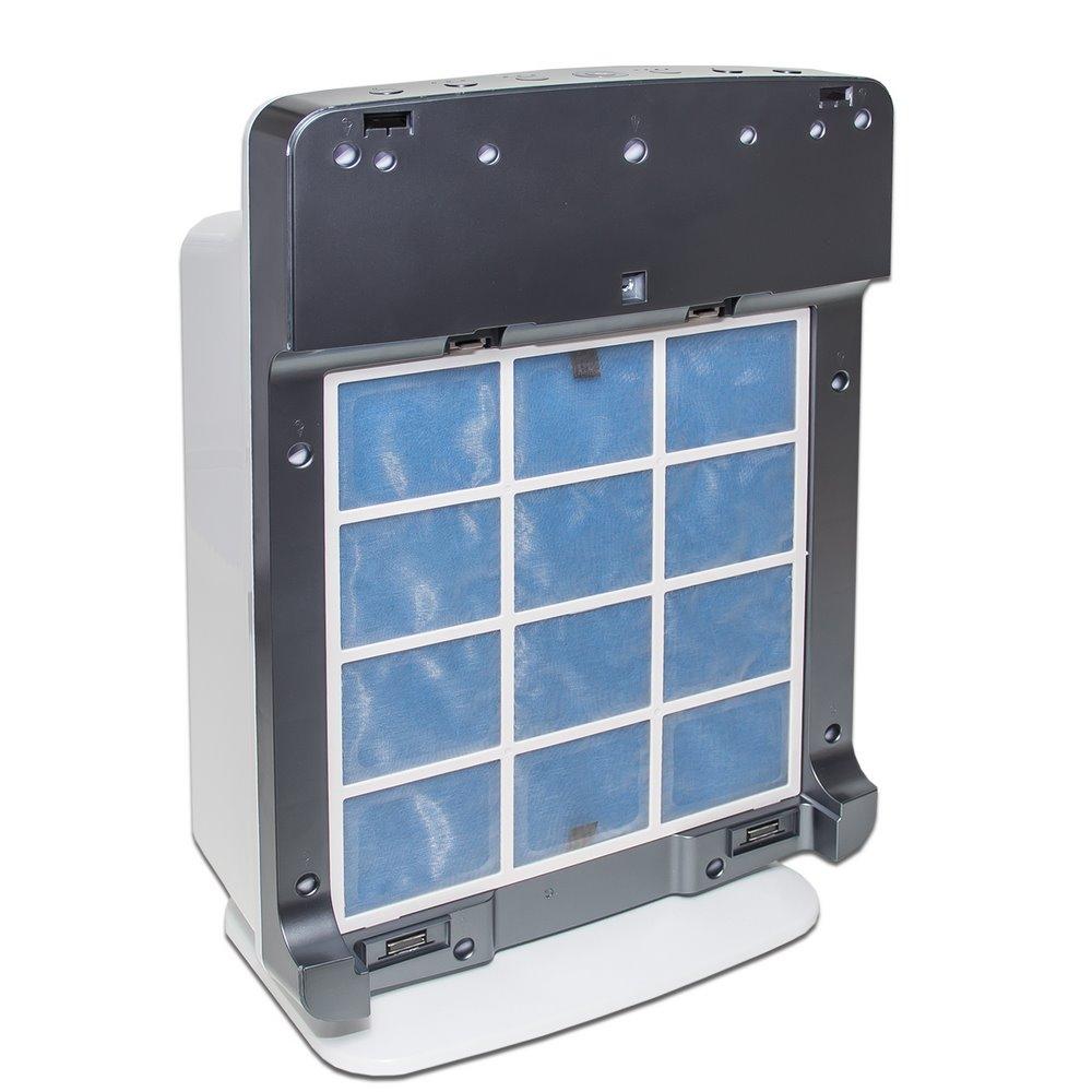 sehr leiser hepa luftreiniger alfda arl550 comfort mit himop filter gegen allergene. Black Bedroom Furniture Sets. Home Design Ideas